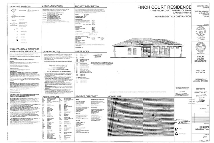 13608 Finch Court, Auburn, CA 95603