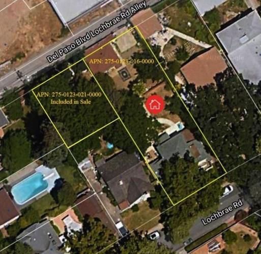1311 Lochbrae Road, Sacramento, CA 95815