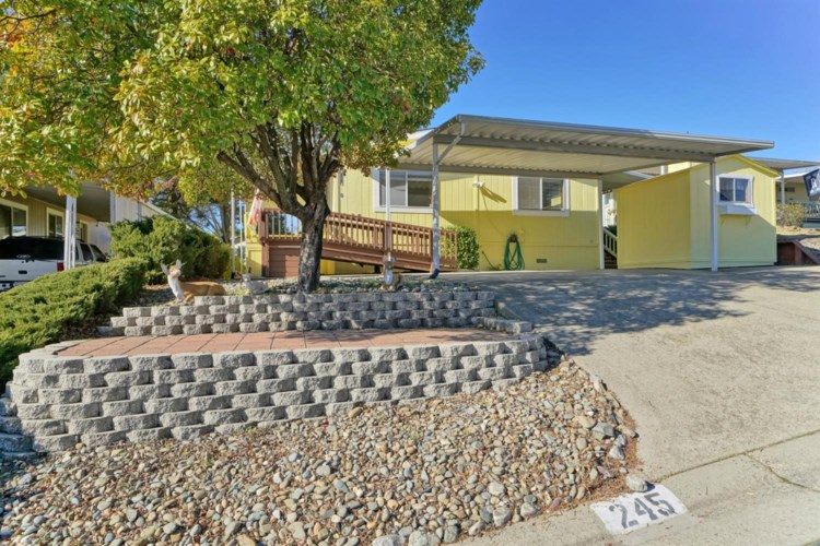 4390 Patterson Drive  #245, Diamond Springs, CA 95619