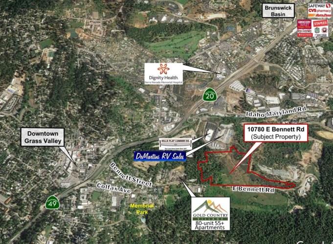 10780 E Bennett Road, Grass Valley, CA 95945