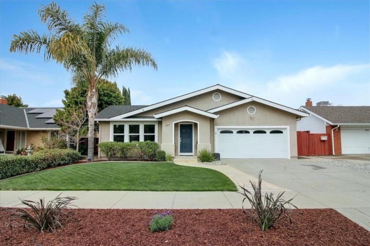 267 Esteban Way, San Jose, CA 95119
