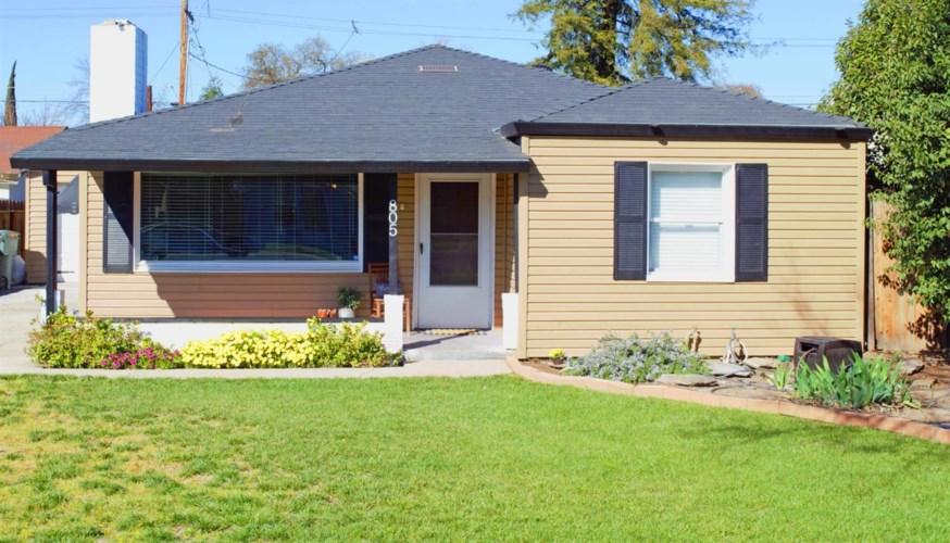 805 Badgley Drive, Modesto, CA 95350