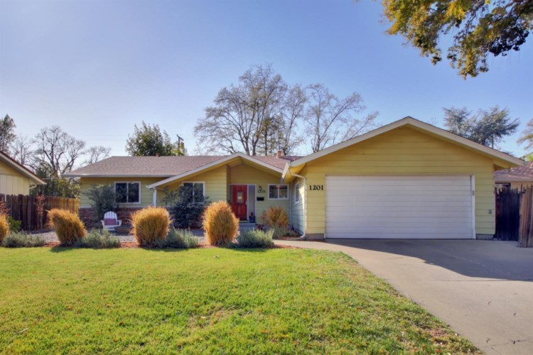 1201 Oak Avenue, Davis, CA 95616