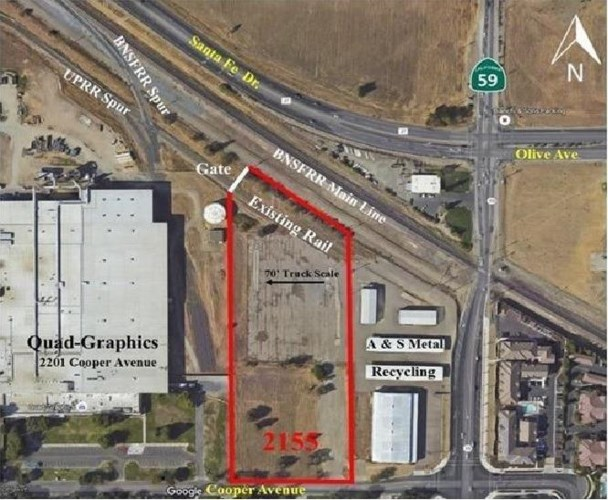 2155 Cooper Avenue, Merced, CA 95348