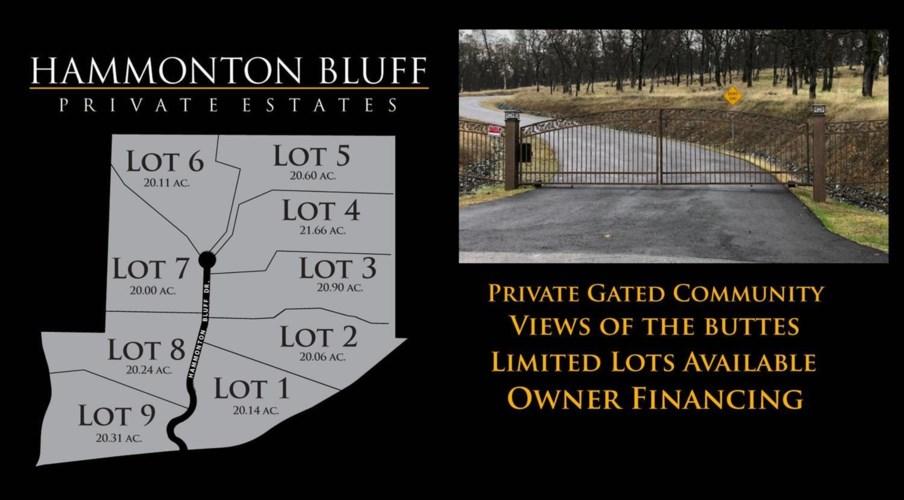 0 Hammonton Bluff  Parcel 2, Smartsville, CA 95977
