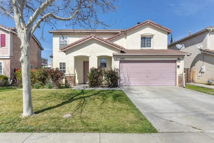 1353 Sienna Park Drive, Tracy, CA 95376