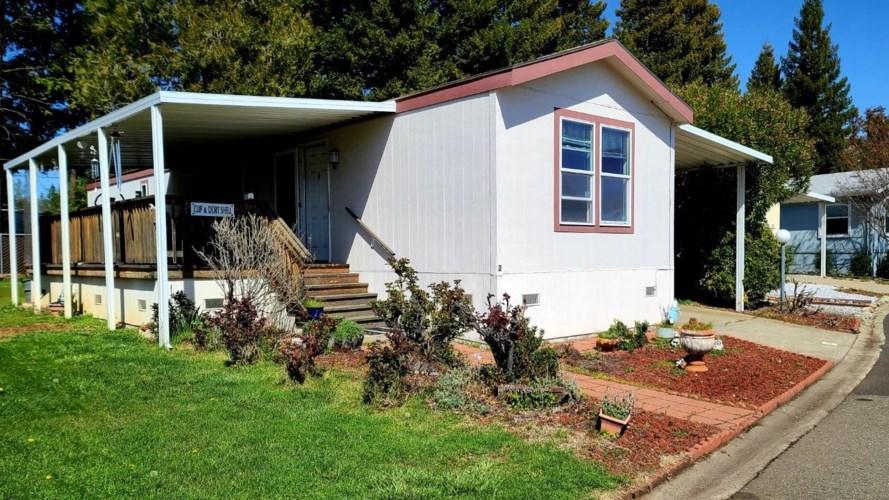 350 Pleasant Valley Rd.  #2, Diamond Springs, CA 95619