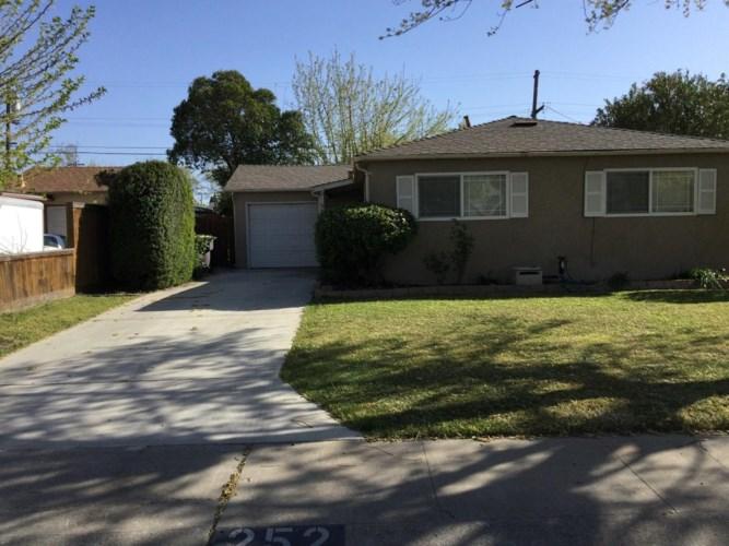 252 E 22nd Street, Tracy, CA 95376