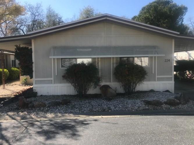 3765 Grass Valley Highway  #224, Auburn, CA 95603
