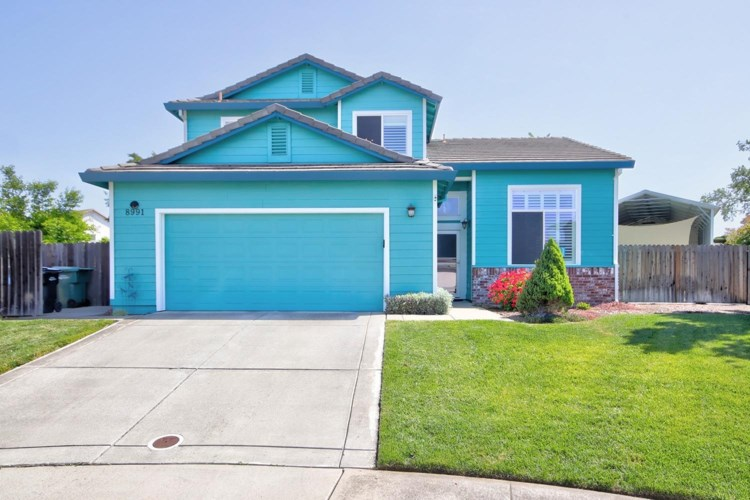 8991 Opal Canyon Court, Sacramento, CA 95829