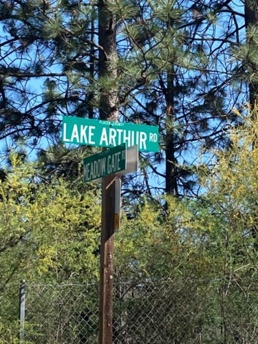 0 Lake Arthur Road, Applegate, CA 95703