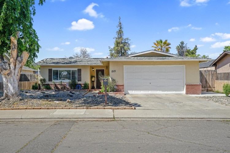 1313 Silverado Drive, Modesto, CA 95356