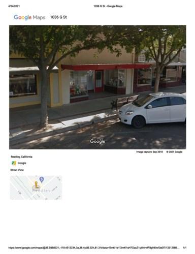 1040 G Street, Reedley, CA 93654