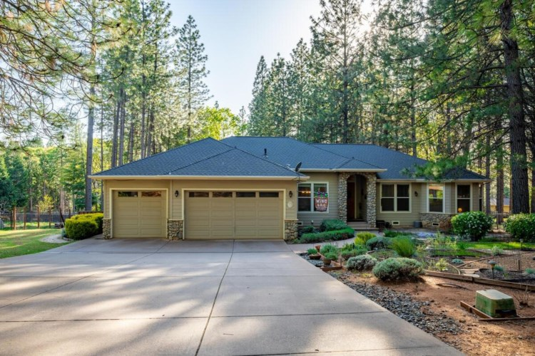 5544 Happy Pines Court, Foresthill, CA 95631