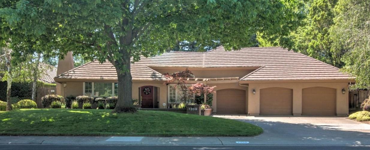 1309 Kingsford Drive, Carmichael, CA 95608