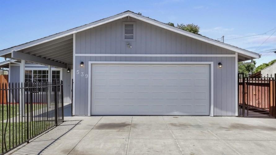 539 N Gratton Avenue, Stockton, CA 95205