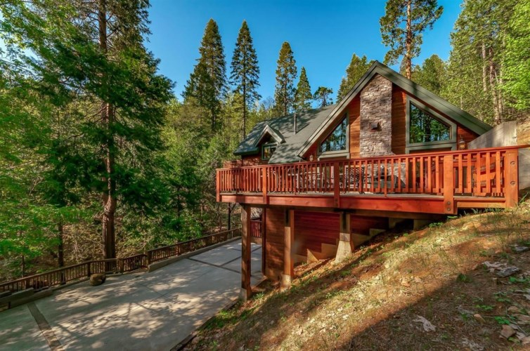 1115 Meadow/ Spring Valley Drive, Arnold, CA 95223
