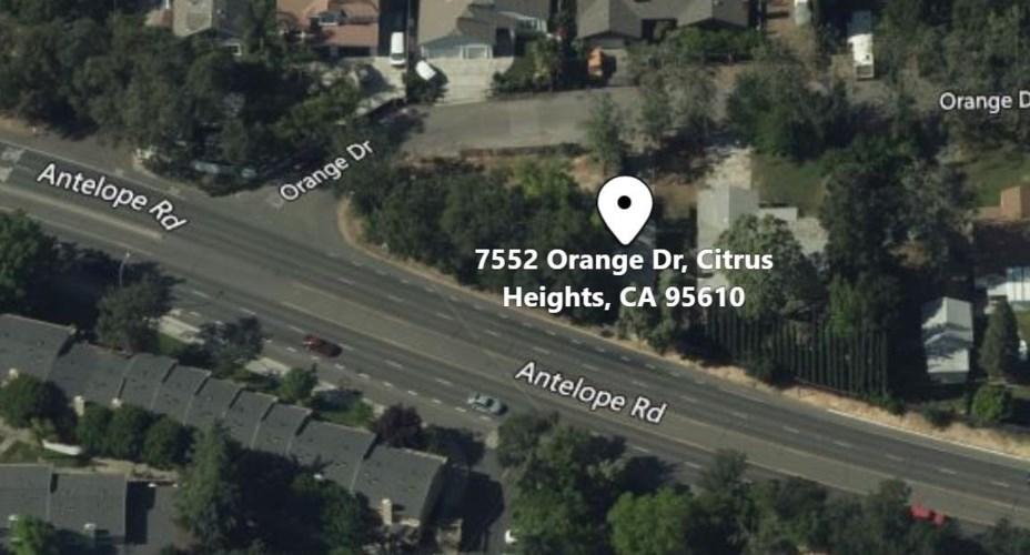 7552 Orange Drive, Citrus Heights, CA 95610