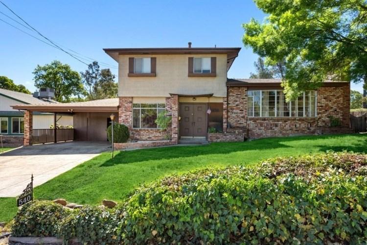 540 Sargent Avenue, Jackson, CA 95642