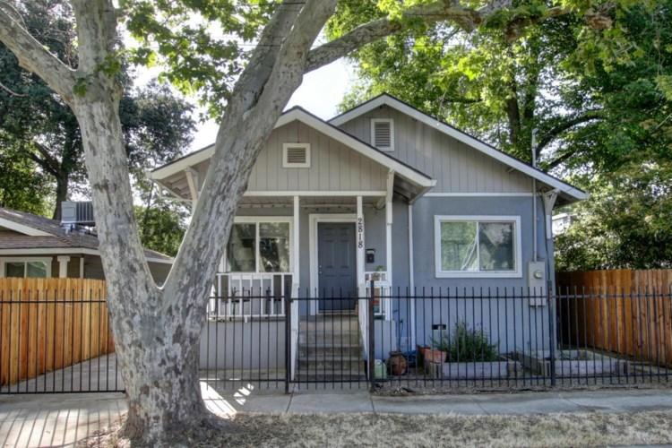 2818 38th Street, Sacramento, CA 95817
