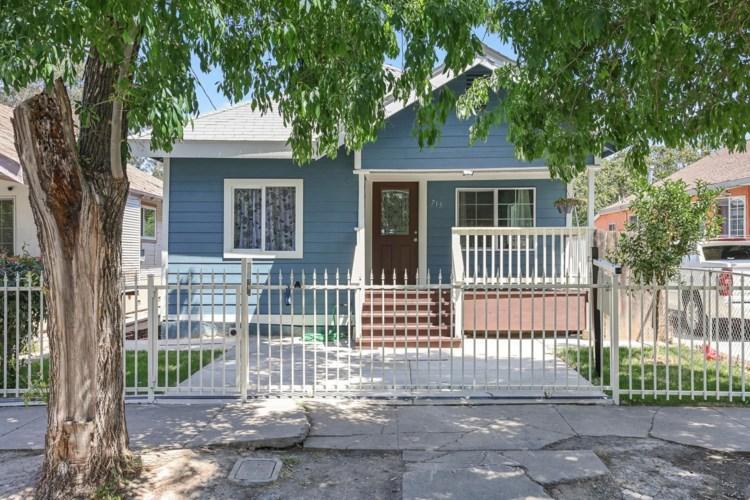 715 E Anderson Street, Stockton, CA 95206