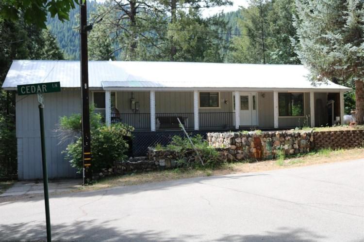 38 Cedar Lane, Sierra City, CA 96125