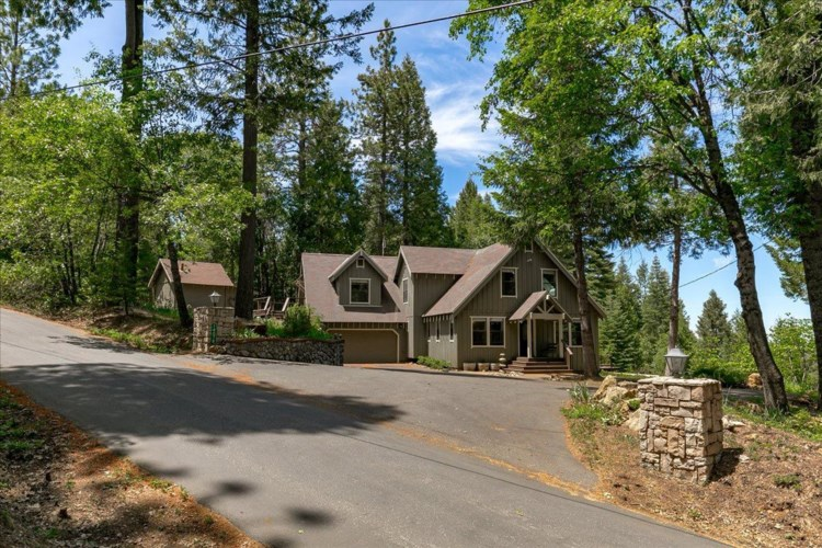 14078 Banner Mtn Lookout Road, Nevada City, CA 95959