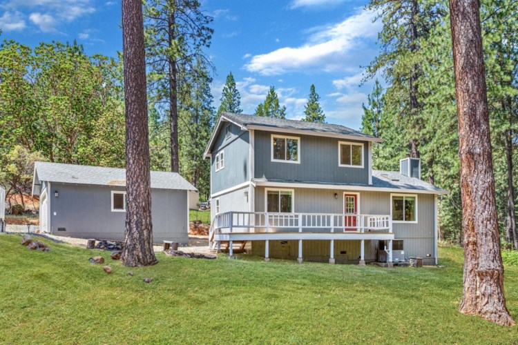 5995 Happy Pines Drive, Foresthill, CA 95631