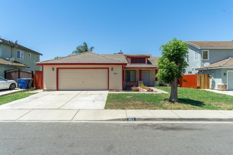 853 RIVER RAFT Court, Modesto, CA 95351