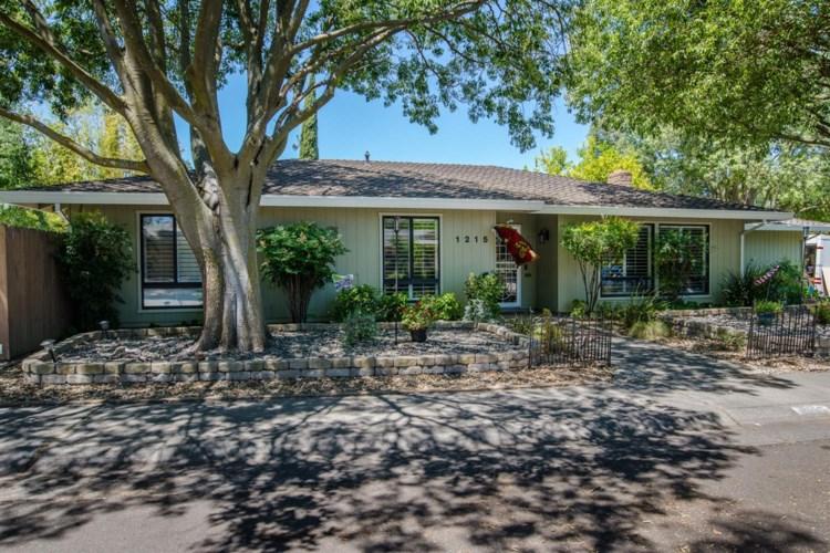 1215 Hemlock Lane, Davis, CA 95616