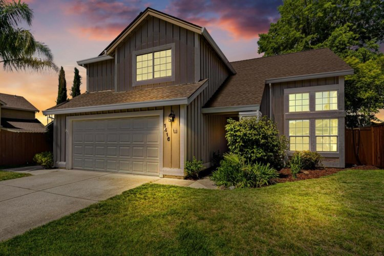 1416 New England Drive, Roseville, CA 95661