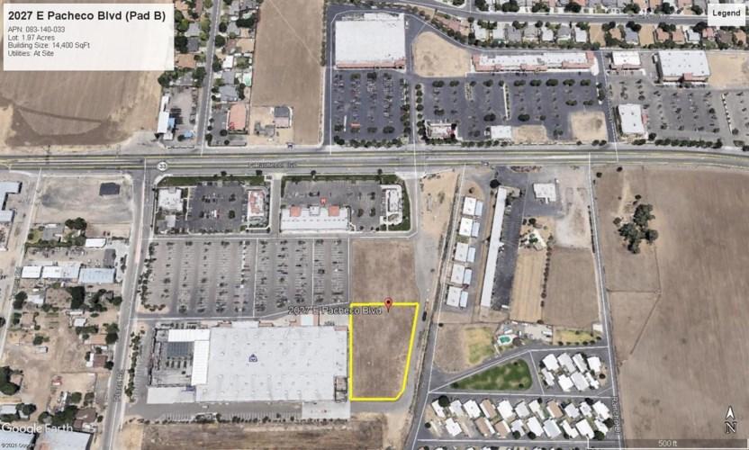 2027 E Pacheco Blvd, Los Banos, CA 93635