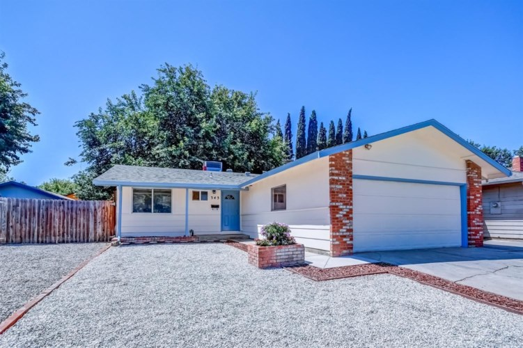 343 Porter Street, Woodland, CA 95695