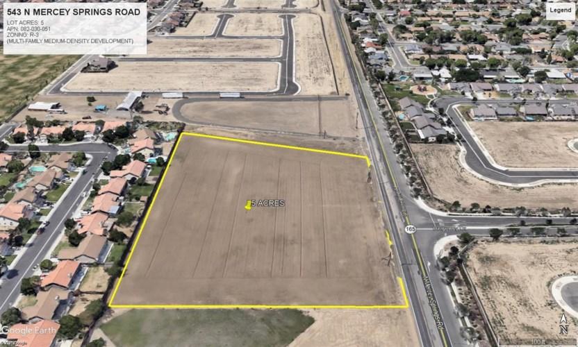 543 N Mercey  Springs Road, Los Banos, CA 93635