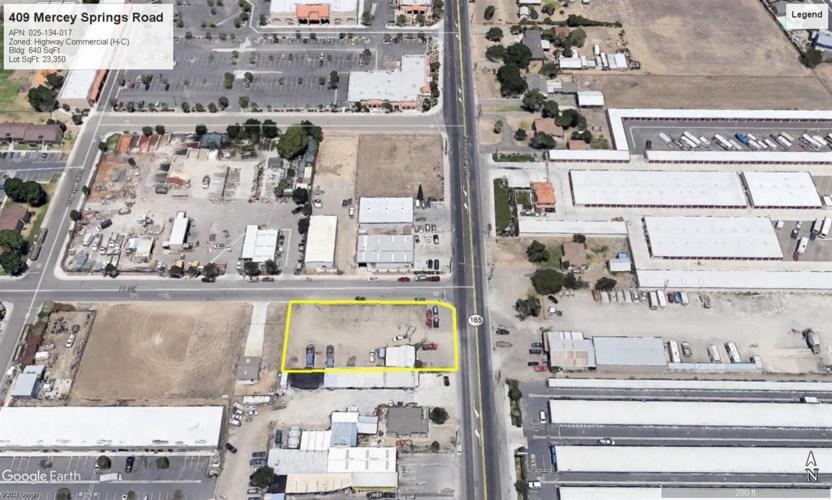 409 Mercey Springs Road, Los Banos, CA 93635