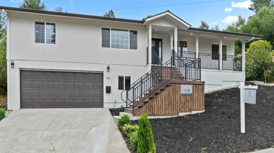 90 Greenfield Drive, Moraga, CA 94556