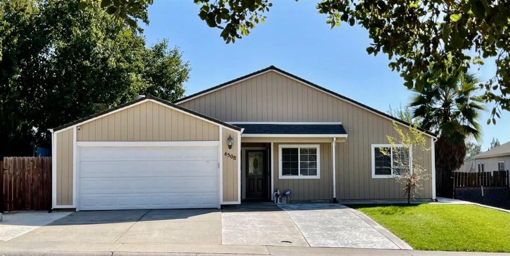 4508 Tarleton Drive, Sacramento, CA 95842
