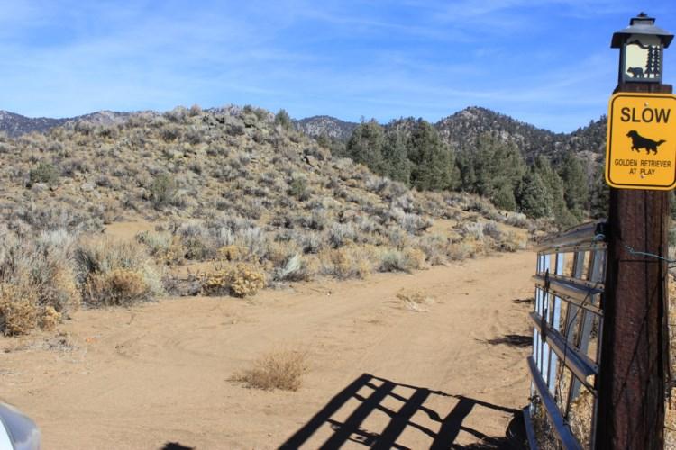 98545 Indian Trail, Inyokern, CA 93527