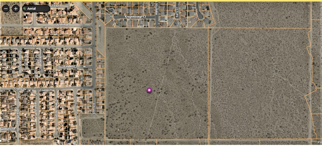 Avenue S Vic 58th St East, Palmdale, CA 93552