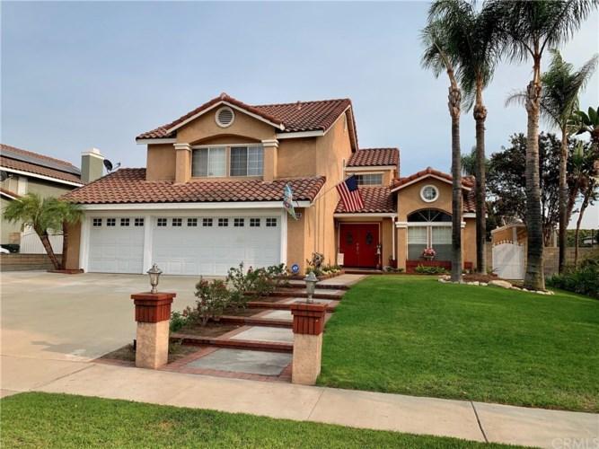 1550 Evergreen Drive, Upland, CA 91784