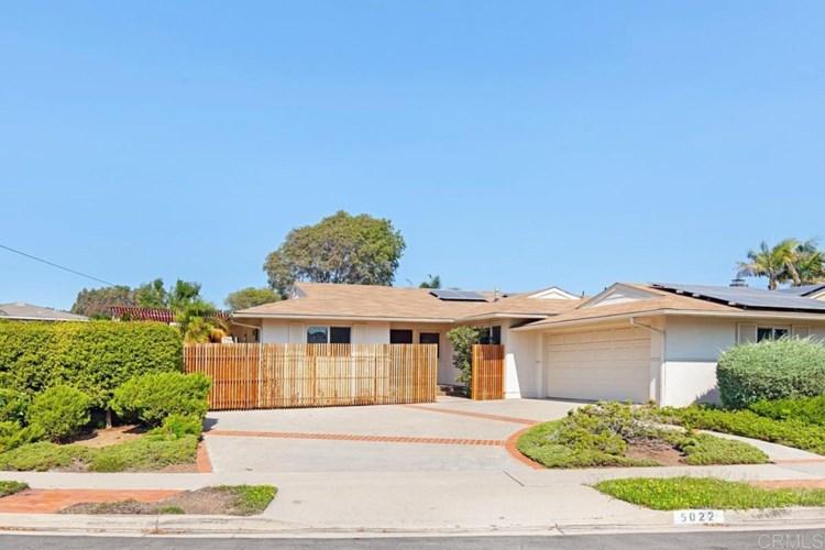 5022 August St., San Diego, CA 92110