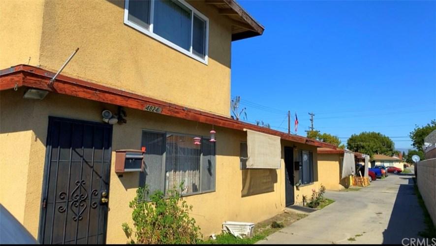 4822 Live Oak Street, Cudahy, CA 90201
