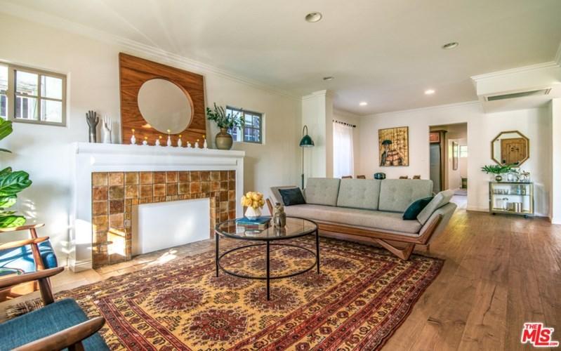 1652 Talmadge-Downstairs Street, Los Feliz, CA 90027