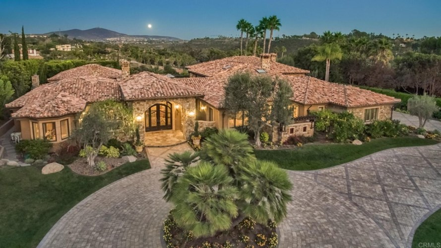 14741 Rancho Santa Fe Farms Road, Rancho Santa Fe, CA 92067