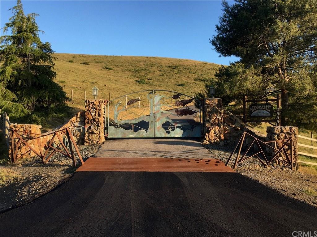 1555 Harmony Ranch Road, Cambria, CA 93435