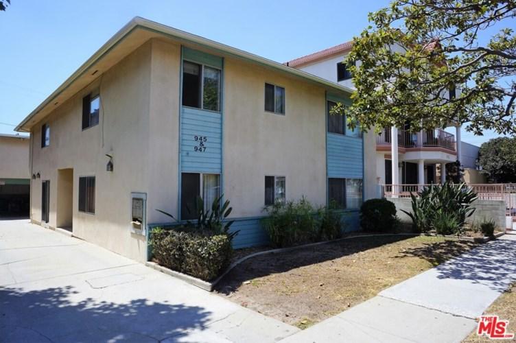 945 Main Street, El Segundo, CA 90245