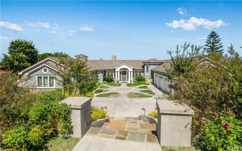 908 Via Mirada, Palos Verdes Estates, CA 90274