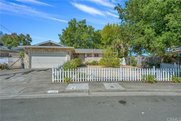2833 Seneca Lane, Santa Rosa, CA 95403