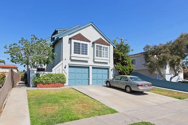 4745 Hawley Boulevard #3, San Diego, CA 92116