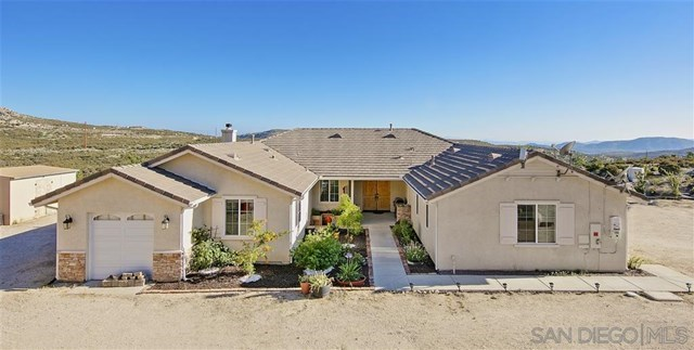 35522 Stagecoach Springs Rd, Pine Valley, CA 91962